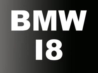 BMW i8 Probefahrt