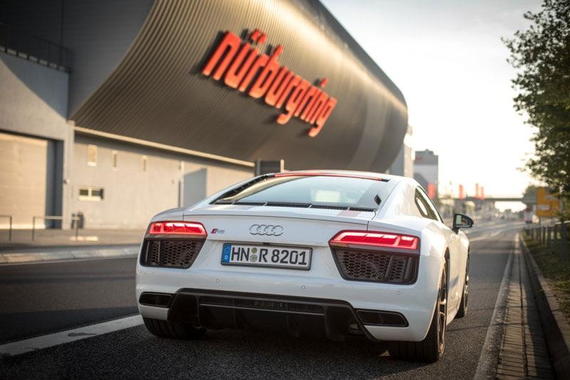 Audi R8V10 RWS