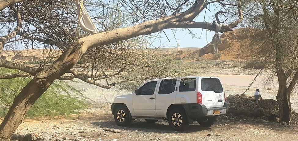 auswandern Oman mein eigenes Auto