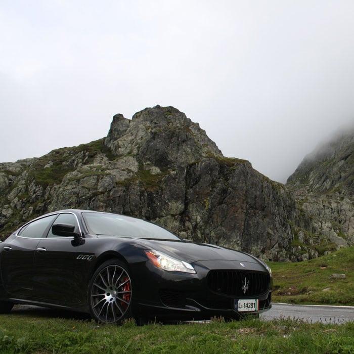 Maserati Quattroporte GTS - Gentleman mit 530 PS 3