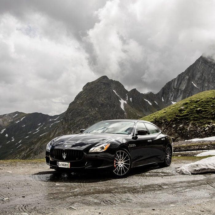Maserati Quattroporte GTS - Gentleman mit 530 PS 2