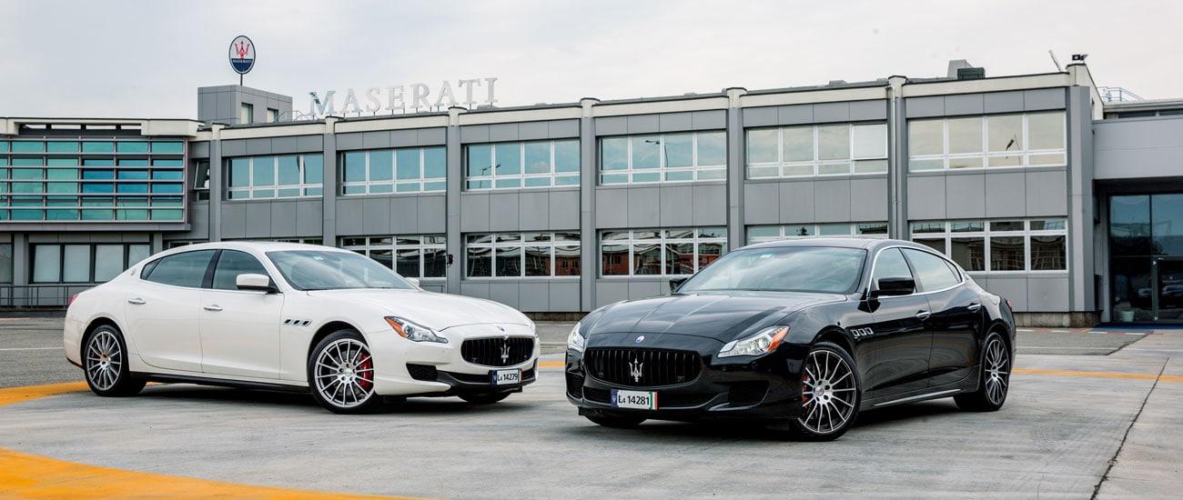 Maserati Quattroporte GTS - Gentleman mit 530 PS 1