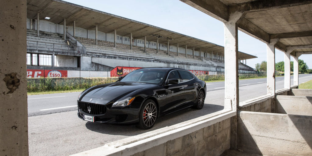 Maserati Quattroporte GTS - Gentleman mit 530 PS 5