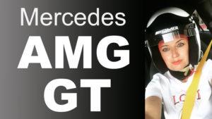 AMG GT von Mercedes test