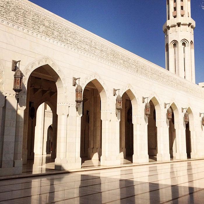 Sultan-Qaboos-Grand-Mosque​-1