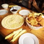 Nichts geht über ein richtiges Frühstück nach Balkanart