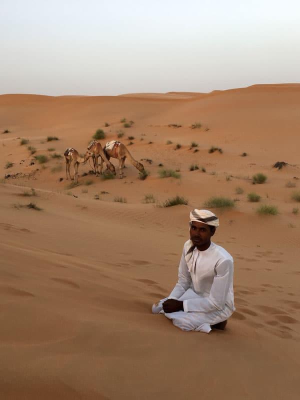 Oman Wetter - Gegebenheiten zwischen Klischee und Wirklichkeit 2