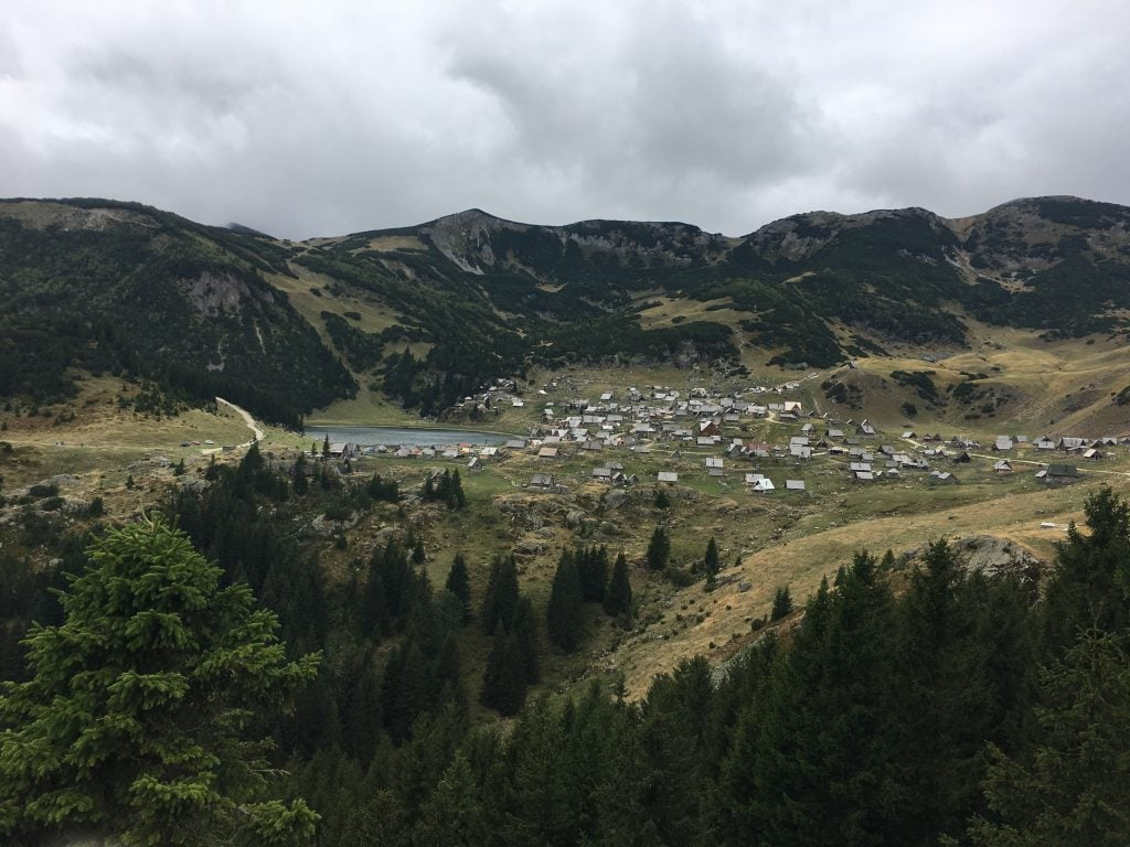 Prokoško Jezero - Fast über den Wolken 5