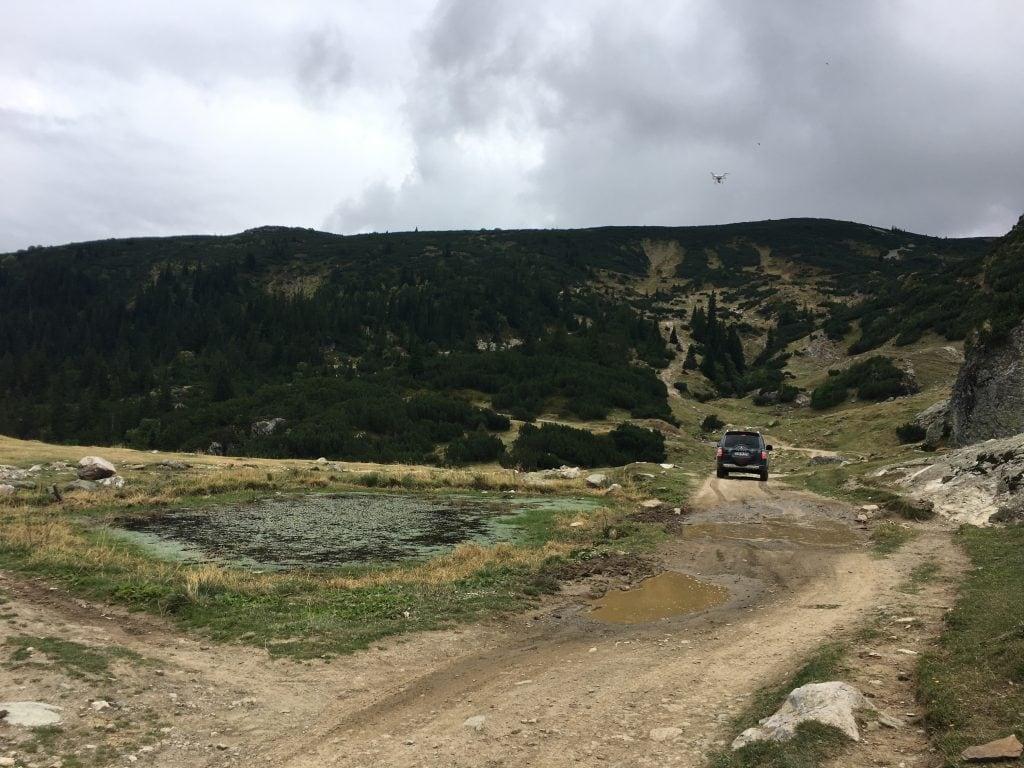 Prokoško Jezero - Fast über den Wolken 7