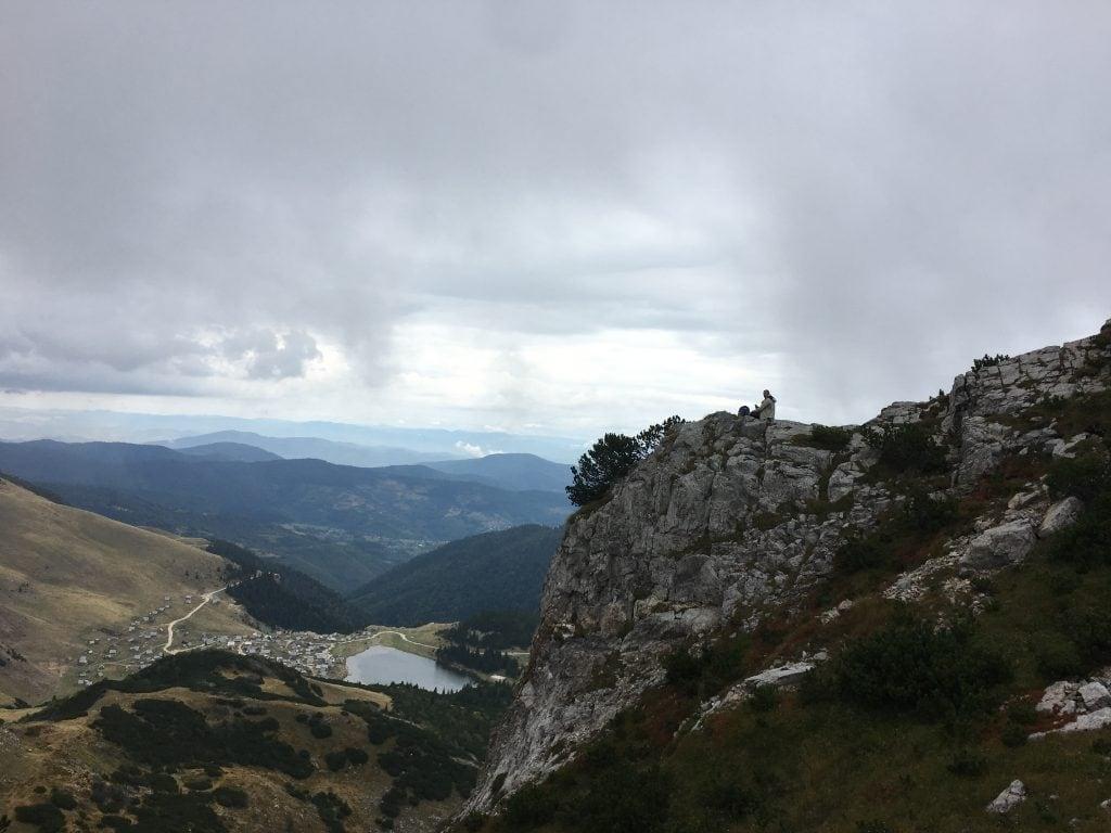 Prokoško Jezero - Fast über den Wolken 10