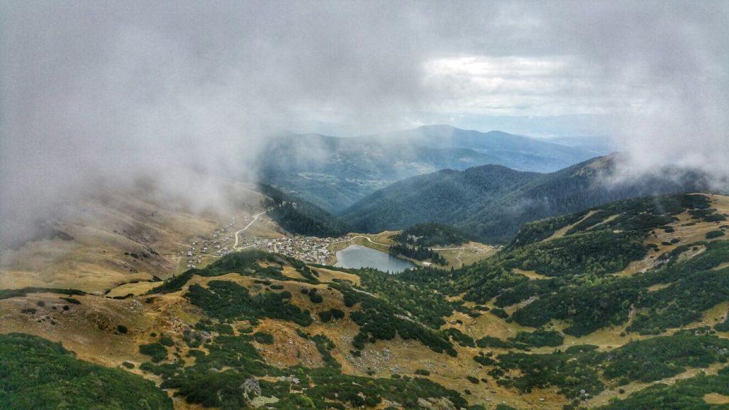 Prokoško Jezero - Fast über den Wolken 11