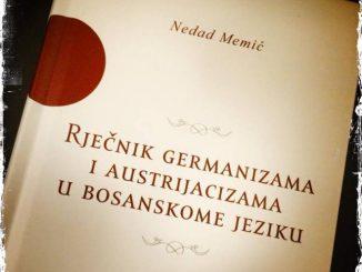 """Nedad Memić: """"Bosnische Wörter bereichern auch die deutsche Sprache!"""" 76"""
