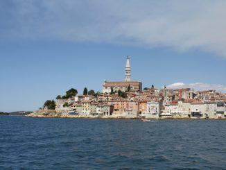 Rovinj - Klein-Venedig an der Küste Istriens 5