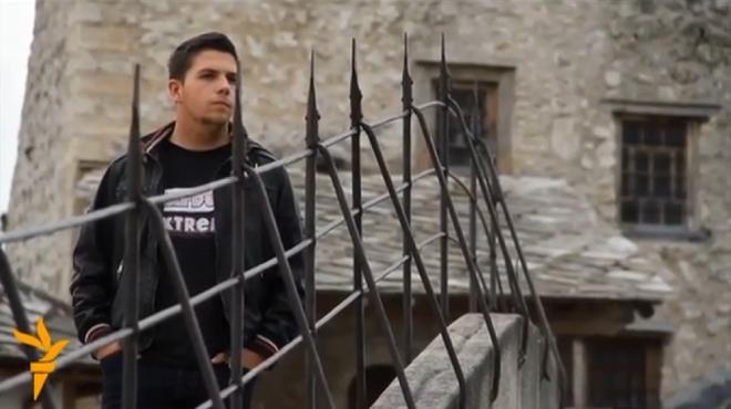 """Ante besucht die Alte Brücke zum ersten Mal: """"Ich bin froh, dass ich diesen Schritt gewagt habe."""""""